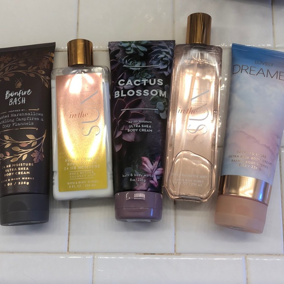 Bath & Body Works Other - Lot of 5 Bath and Body Works